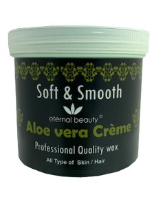 Eternal Beauty Soft And Smooth Aloe Vera Creme Wax