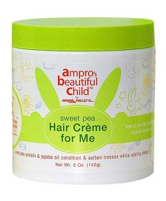 Child Sweet Pea Hair Creme For Me