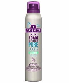 Pure Locks Volume Air Light Foam Conditioner