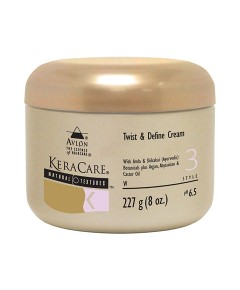 Keracare Natural Textures Twist And Define Cream
