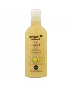 Ayuuri Natural Anti Dandruff Shampoo