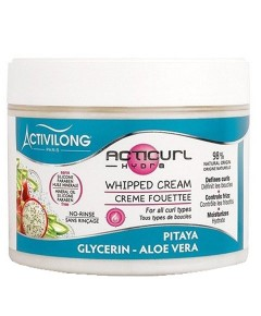 Acticurl Hydra Whipped Cream With Aloe Vera