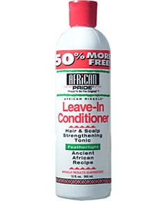 African Miracle Leave in Conditioner