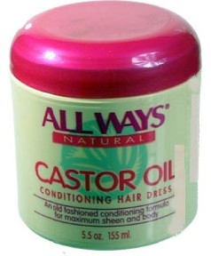 AllWays Castor Oil Conditioning Hair Dress