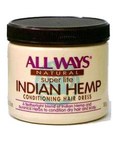 AllWays Indian Hemp Hair Dress Super Lite
