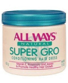 Super Gro Conditioning Hair Dress