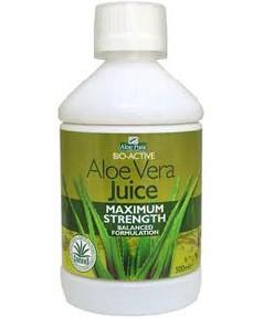 Aloe vera gel 100 percent