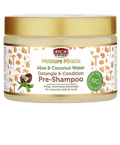 Moisture Miracle Aloe Coconut Water Pre Shampoo