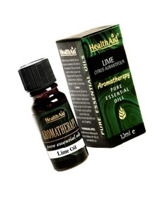 Aromatherapy Pure Essential Oils Lime