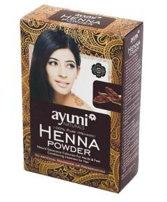 Ayumi Natural Henna Powder