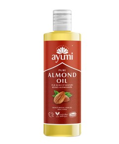 Ayumi Natural Pure Almond Oil