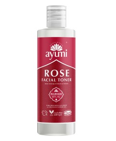 Ayumi Natural Refreshing Rose Toner