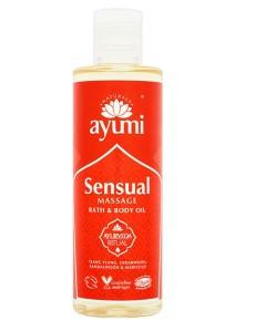 Ayumi Naturals Sensual Massage Oil