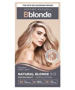 Permanent Hair Color 9.13 Natural Blonde