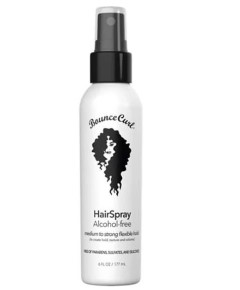 Bounce Curl Alcohol Free Hair Spray