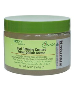 Curls And Naturals Curl Defining Custard