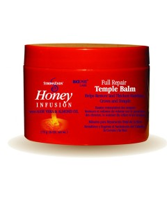 Strong Ends Honey Infusion Full Repair Temple Balm