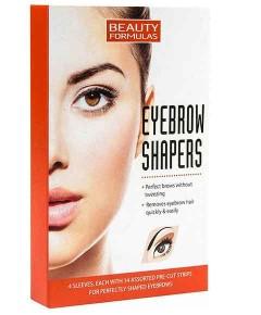 Eyebrow Shapers Pre Cut Strips