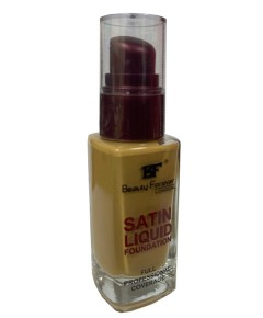 BF Satin Liquid Foundation LF106 Amber
