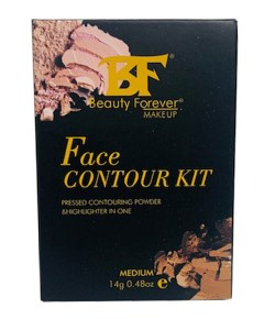 BF Makeup Face Contour Kit Medium