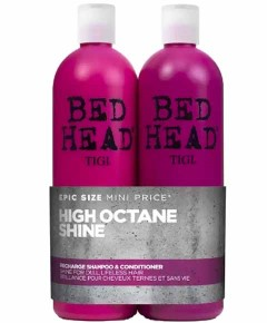 Bed Head Recharge High Octane Shine Tween Duo Shampoo And Conditioner