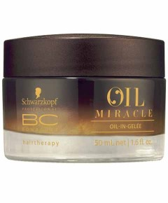 Bonacure Hairtherapy Oil Miracle Oil In Gelee