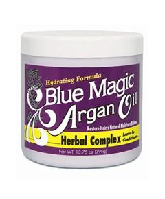 Blue Magic Argan Oil Herbal Complex Leave In Conditioner