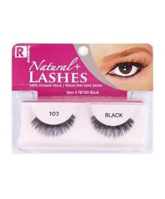 Response Natural Plus Lashes 103