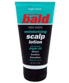 Bald Moisturizing Scalp Lotion With Argan Oil