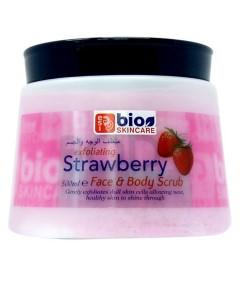 Bio Skincare Strawberry Face And Body Scrub
