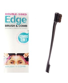 Magic Collection Double Sided Edge Brush And Comb