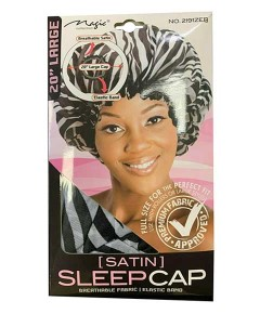 Magic Collection Satin Sleep Cap 2191ZEB