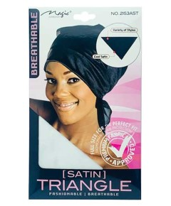 Magic Collection Breathable Satin Triangle 2153