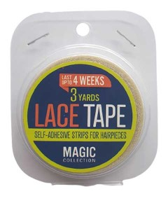 3 Yards Lace Tape Self Adhesive Roll