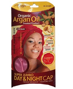 Magic Collection Organic Argan Oil Day And Night Cap 3015AST