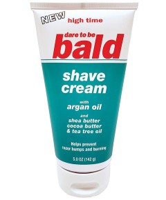 Bald Shave Cream With Argan Oil