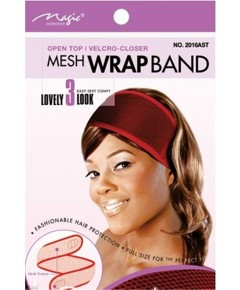 Magic Collection Mesh Wrap Band 2016AST