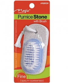 Magic Collection Pumice Stone Bar With Brush
