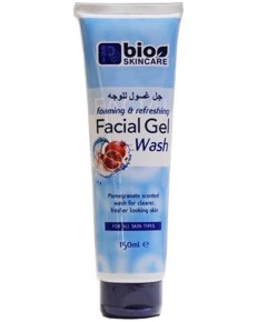 Bio Foaming And Refreshing Facial Wash For All Skin Type