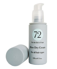 Blow Dry Cream For All Hair Types