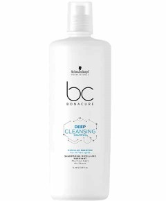 Bonacure Hairtherapy Deep Cleansing Shampoo