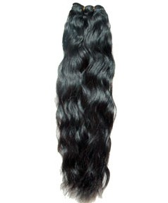 Brazilian Natural Curl Weaving