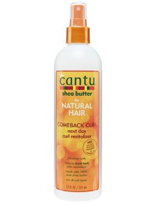 For Natural Comeback Curl Next Day Curl Revitalizer