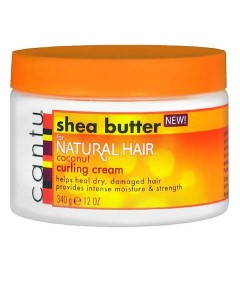 For Natural Hair Coconut Curling Cream