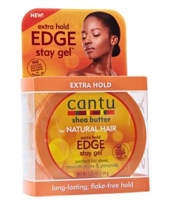 For Natural Extra Hold Edge Stay Gel