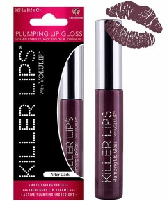 Killer Lips With Volulip After Dark Plumping Lip Gloss