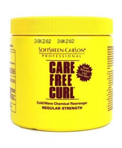 Care Free Curl Cold Wave Chemical Rearranger