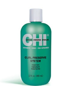 CHI Curl Preserve System Treatment