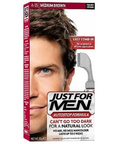 Just For Men Full Grey Coverage Hair Color