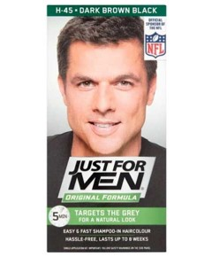 Just For Men Original Formula In Hair Color Dark Brown Black